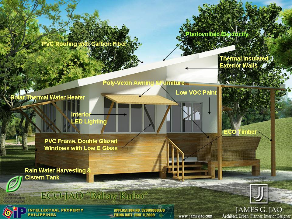 Dream House Design Philippines Futuristic Bahay Kubo What Is