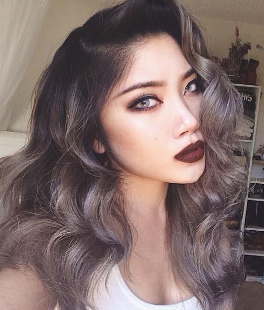 The Nettleships How To Dye Hair Dark Grey Or Silver