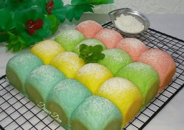 Resep: Berselera Japanese Milk Bread Cara Bunda Judith Recipe