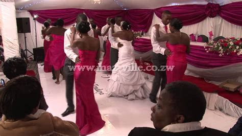 Best Zimbabwe Wedding Dances   Various   Nehanda TV