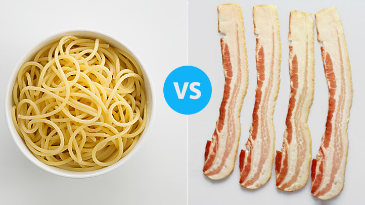 Low-Carb vs. Low-Fat Diet for Weight Loss