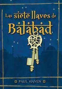 Las siete llaves de Balabad Paul Haven