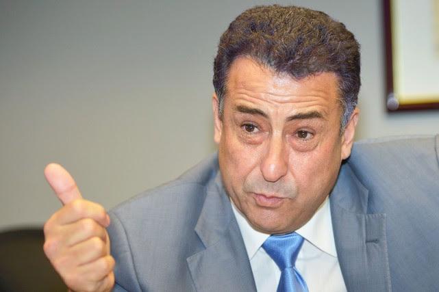 Mohamed El Khayat... (Photothèque Le Soleil, Jean-Marie Villeneuve)