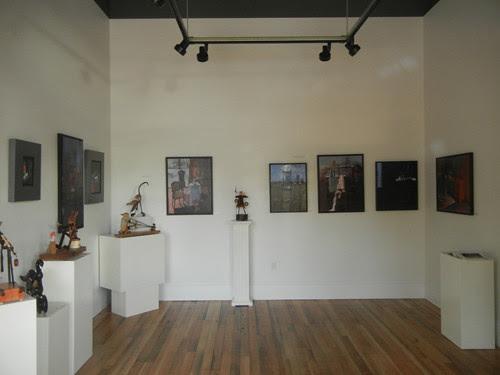 Hanson Howard Gallery, Ashland, Oregon _ 5994