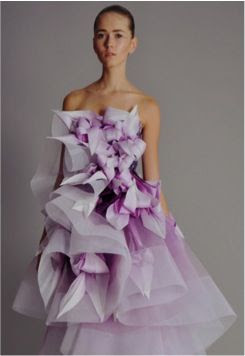 PANTONE Color of the Year 2014 - Radiant Orchid dress