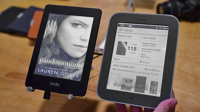 Kindle Paperwhite Hands On: What a Beautiful Screen