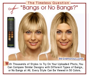 Virtual Bangs Fringe Hairstyles Upload Your Photo Try Bangs Online Haircuts Color Ideas App