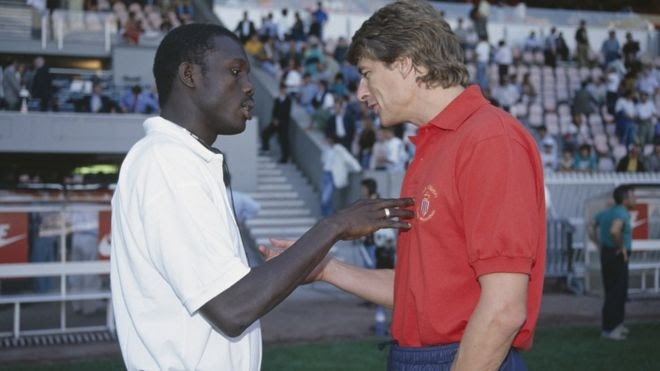 CONGRATS!! Ex Arsenal Boss Arsene Wenger To Get Honour From Liberia's George Weah