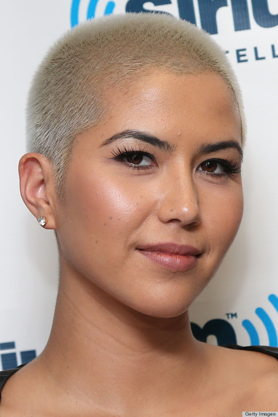 Shaved Heads Amp Buzz Cut Hairstyles 2018