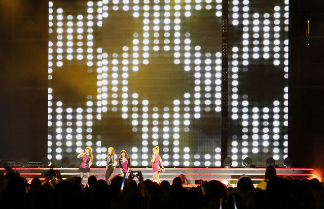 Snapshots from the K-POP Music Fest in Sydney