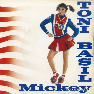 トニー・バジル mickey Vinyl Records