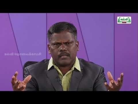 ஆய்வுக் கூடம் Std 9 Science அறிவியல் விலங்கு உலகம் Kalvi TV