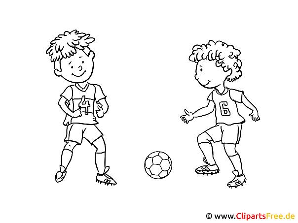 malvorlagen fussball ausmalen  top kostenlos färbung