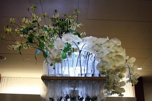 IMG_5785 recycled water bottles flower arrangement