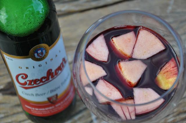beer & sangria