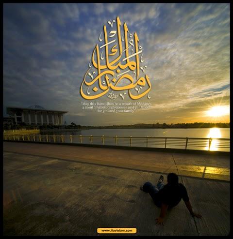 Ramadhan Bulan Penuh Rahmat