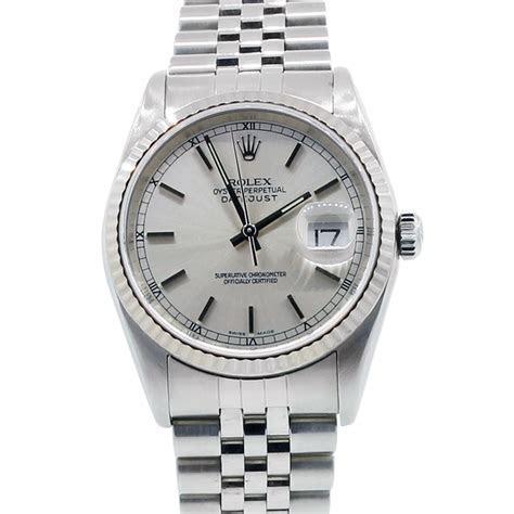 Rolex Datejust Oyster Perpetual 16234 Jubilee Watch
