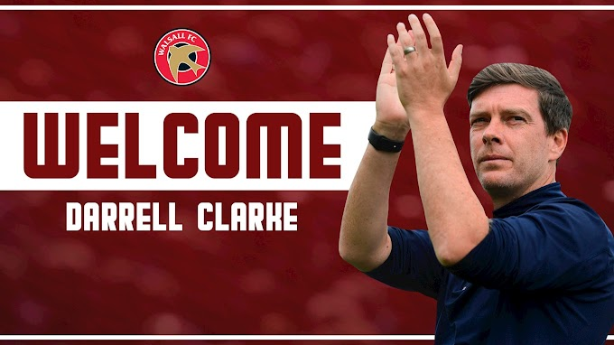 Darrell Clarke: Former Bristol Rovers Boss Named as Walsall's New Manager