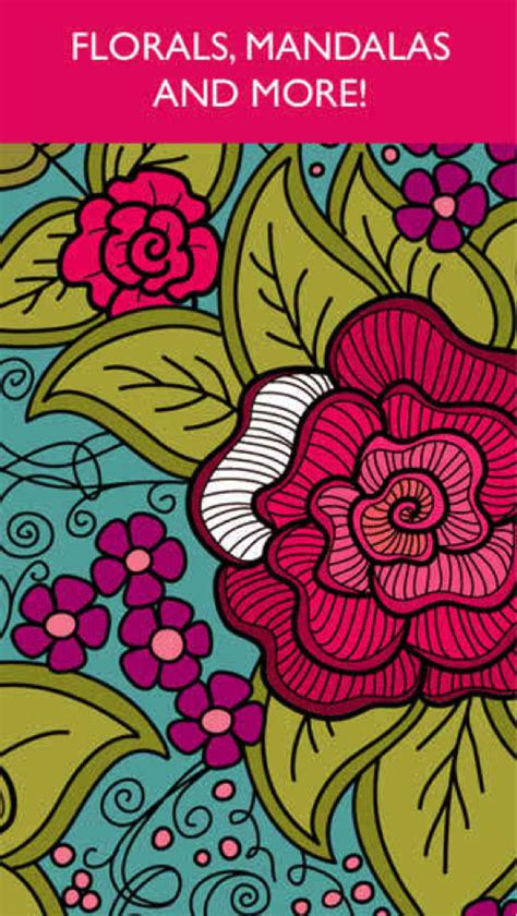 adult coloring book android app  pcadult