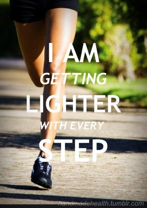 With every step