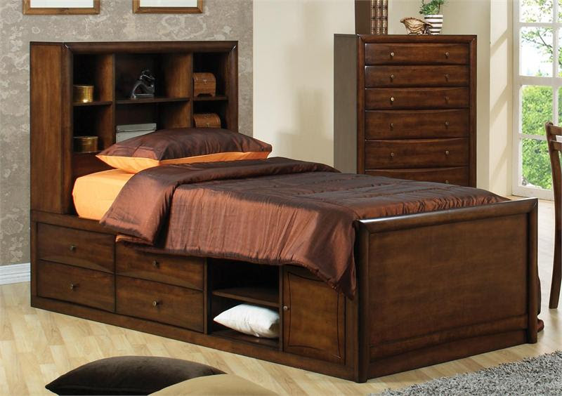 Storage Bed Scottsdale Collection