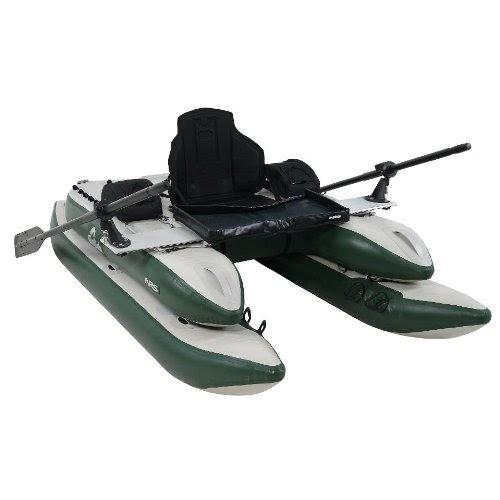 Nrs gigbob personal fishing cataraft nrs fishing boats for Personal fishing boat