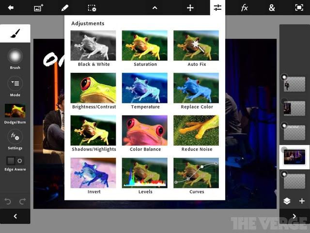 [Apps] Adobe Photoshop Touch v1.4.1