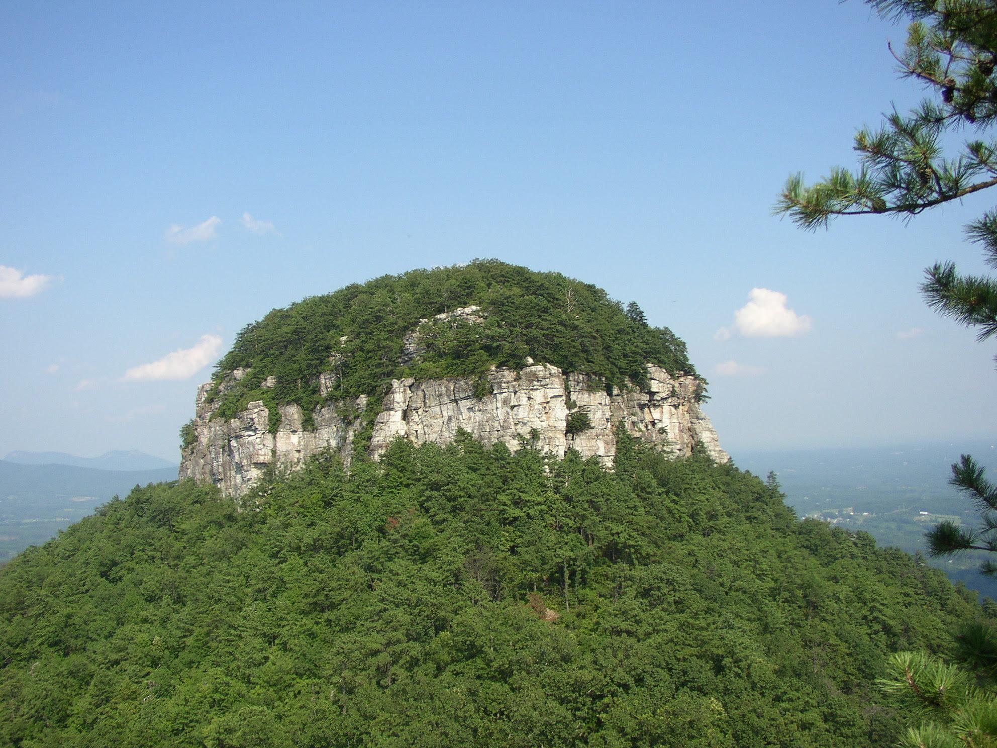 Pilot Mountain