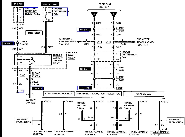 2011 F 350 Super Duty Factory Trailer Wiring Diagram Troubleshooting Light  | split-future wiring diagram export | split-future.zerinolgola.it | Ford F 350 Super Duty Altenator Wiring Diagram |  | zerinolgola.it