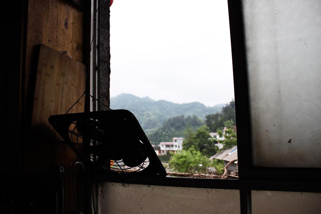 Birds singing/ in the dark/ -Rainy dawn. -Jack Kerouac