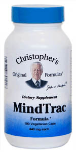 Dr. Christopher's Mindtrac