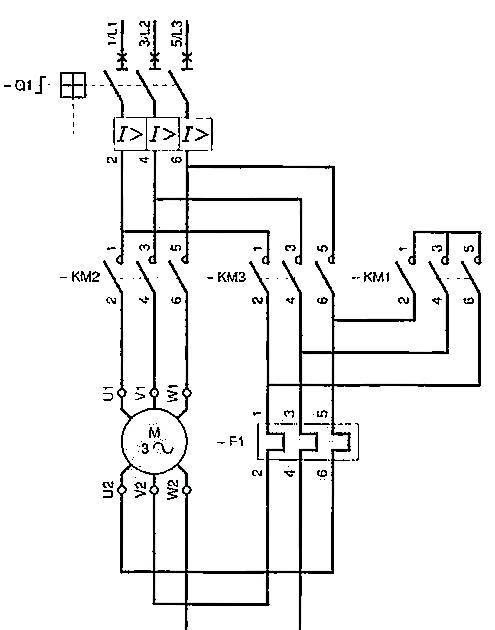 Delta Double Star Wiring Diagram