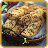 Chocolate Chips and Almond Biscotti