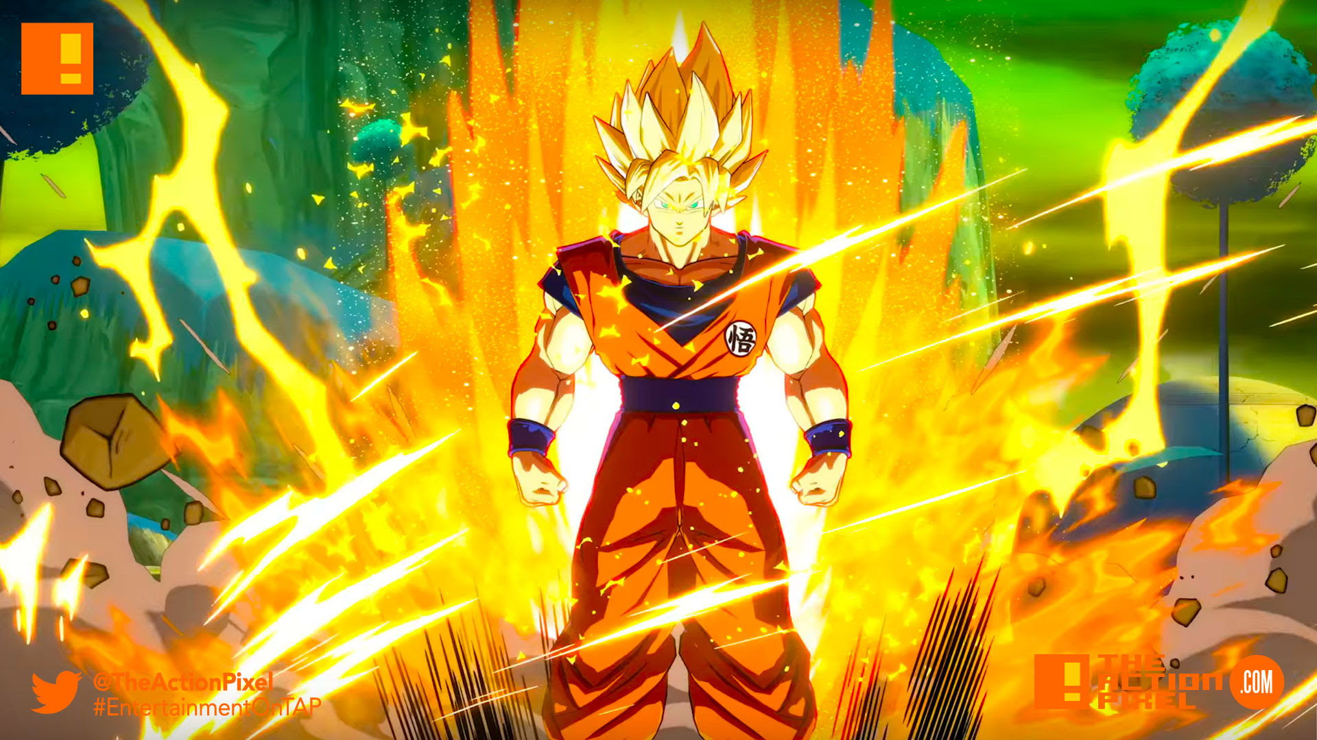 Image Dragon Ball Dragon Ball Fighterz Wallpaper