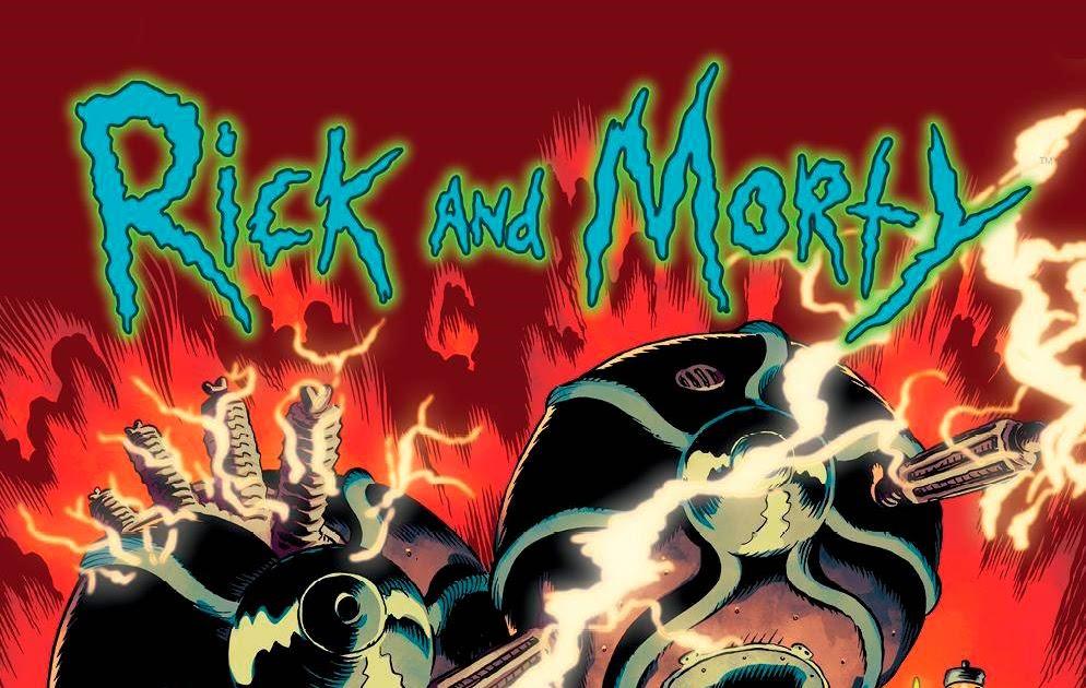 rick and morty s03e01 1080p