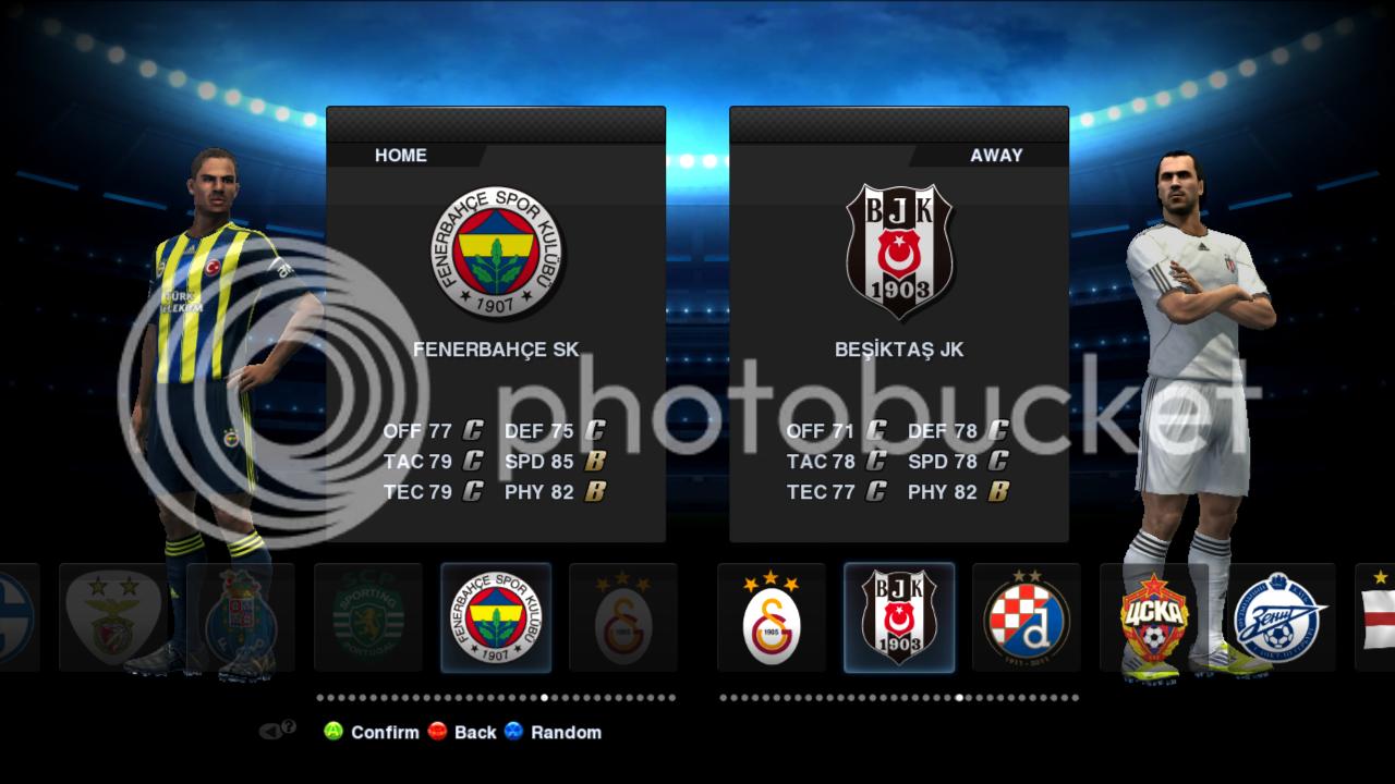 Cska Panathinaikos Hd: Jenkey1002's Blog: Unlock 64 Teams Patch Released 08/11