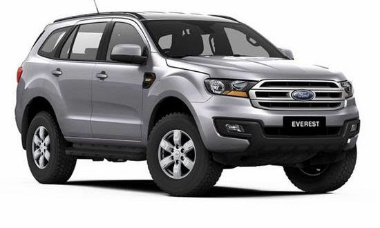 2019 ford everest redesign and changes  ford redesigns