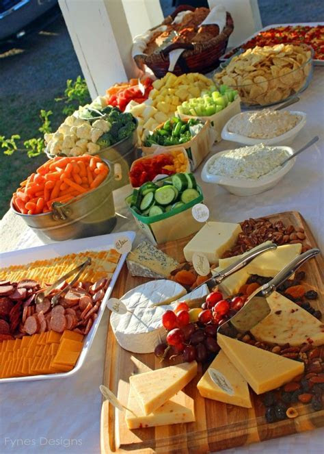 Wedding Catering In The Country   Buffet Entertaining