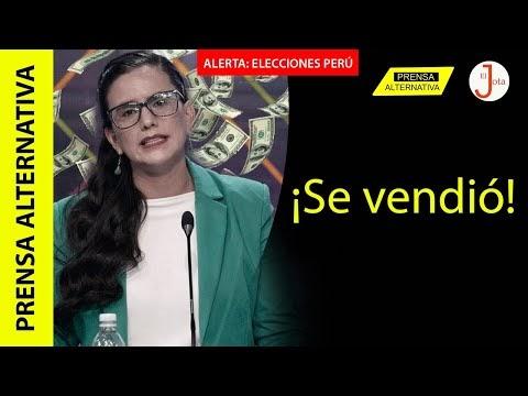 Verónika Mendoza: La candidata que cedió ante el neoliberalismo...