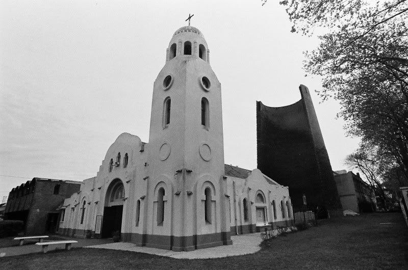 Nuestra Señora de Lourdes church