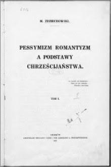 Znalezione obrazy dla zapytania zdziechowski pesymizm romantyzm a podstawy chrześcijaństwa