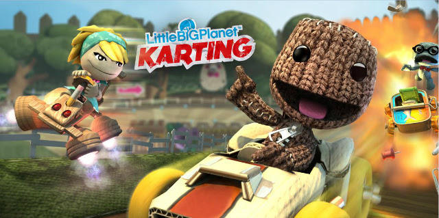 little big planet karting game review uk lifestyle blog