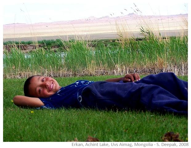 Erkan, Achit Nuur, Uvs, Mongolia - Image by Sunil Deepak, 2008