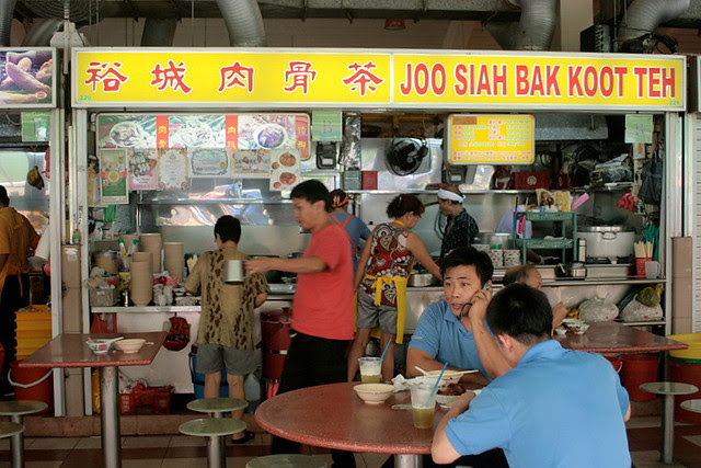 Joo Siah takes up two stalls