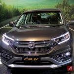 Honda, Gambar Foto Honda CRV Baru 2015 Facelift: First Impression Review Honda CRV Facelift 2015 Indonesia
