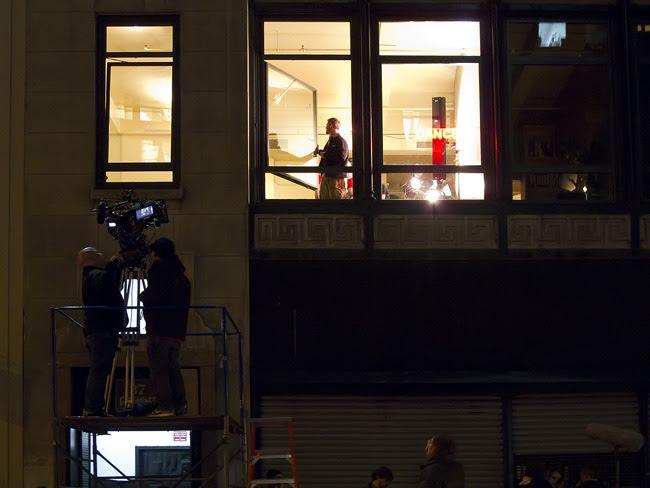 Film Shoot, Midtown