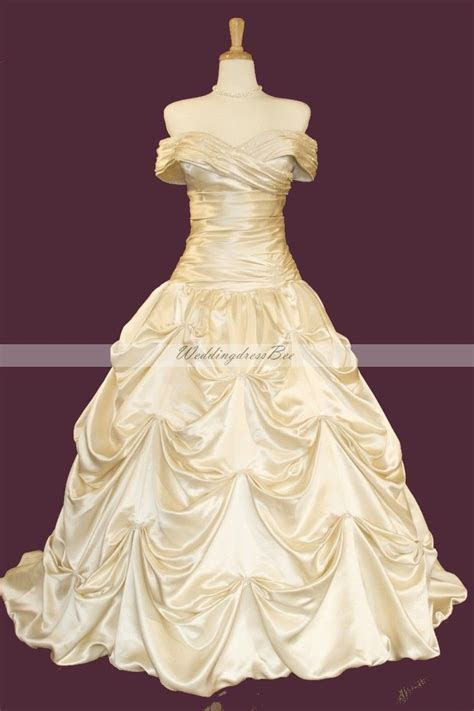 Beauty and the Beast Wedding Dress!!!! I want this dress
