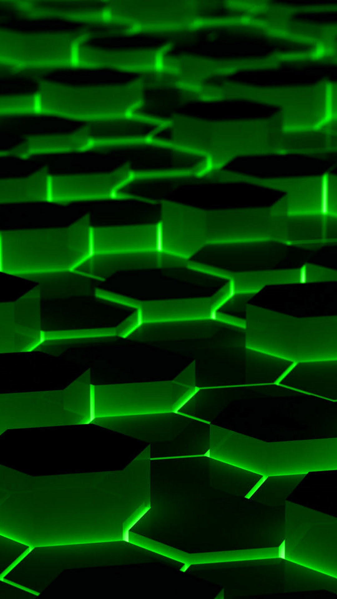 Green Neon Wallpaper (83+ images)