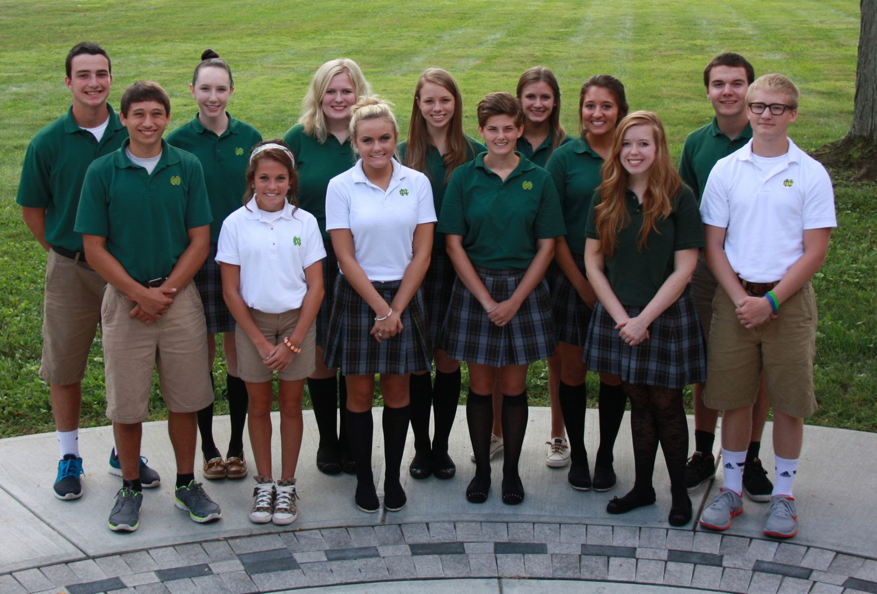 10 Items to Update Your Catholic School Uniform - College