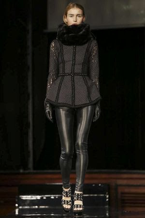 Tex Saverio Ready To Wear Fall Winter 2014 Paris